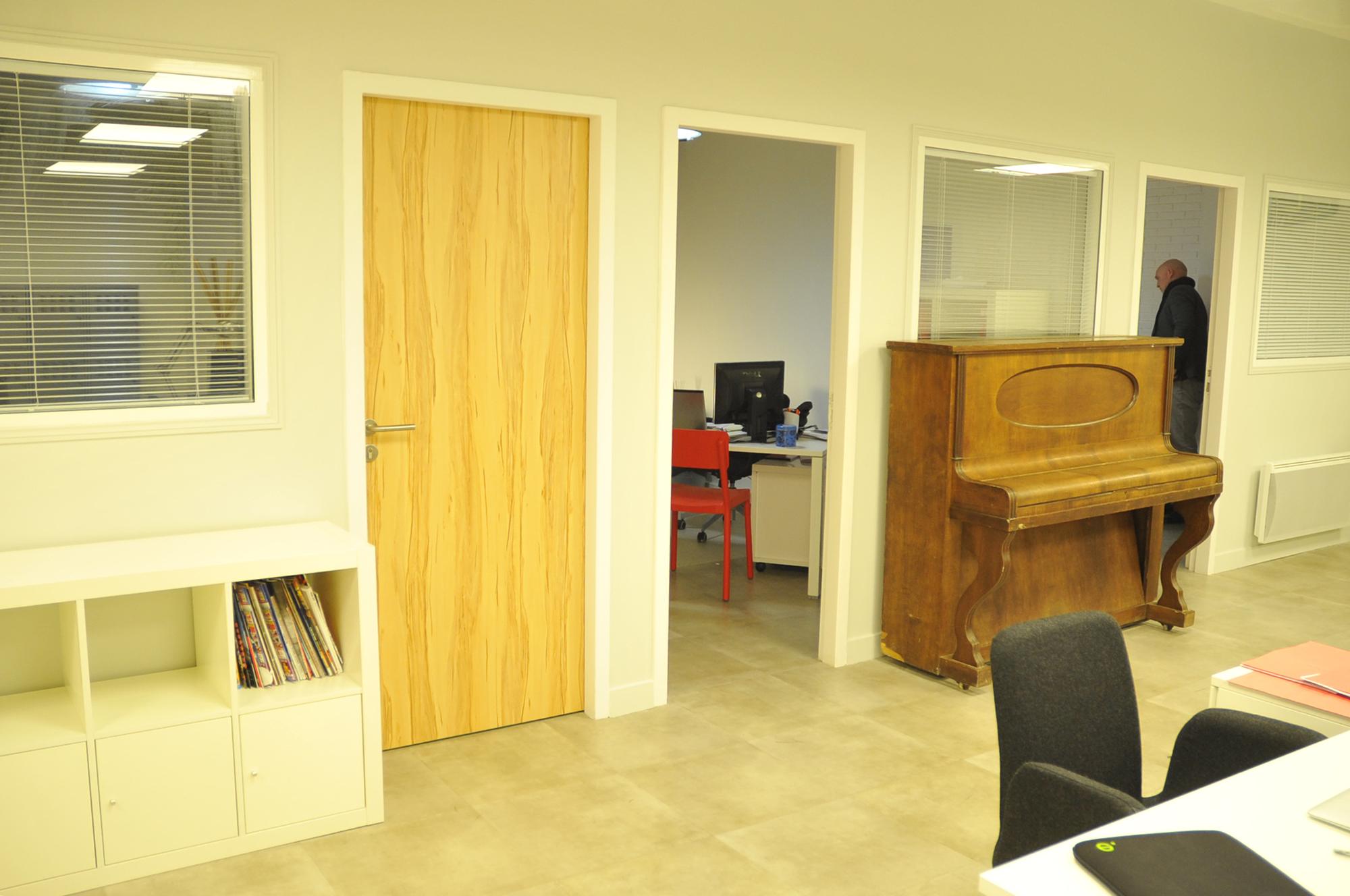 Creation despaces de travail avec vous design mobilier