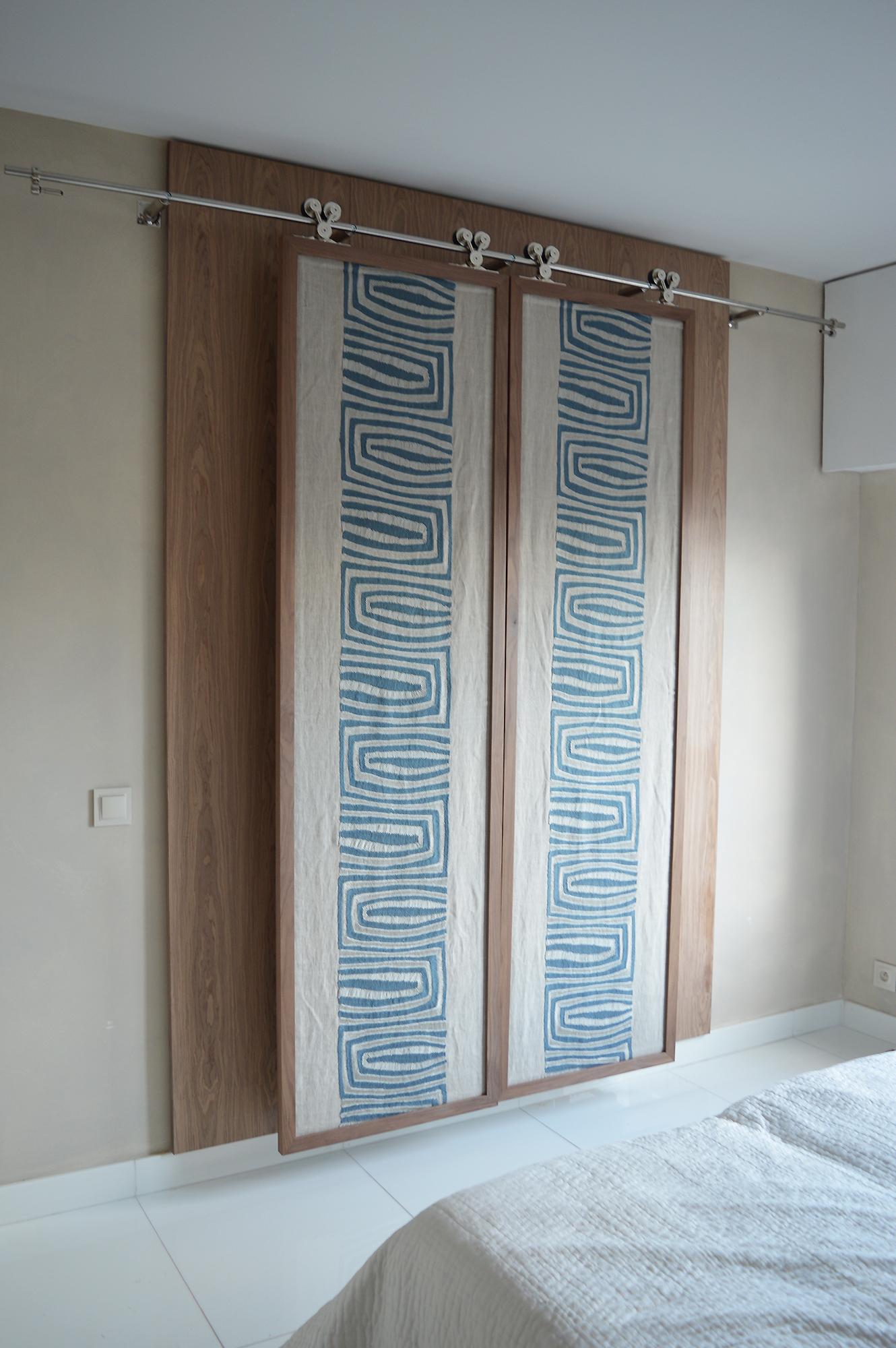 cache compteur electrique en bois. Black Bedroom Furniture Sets. Home Design Ideas