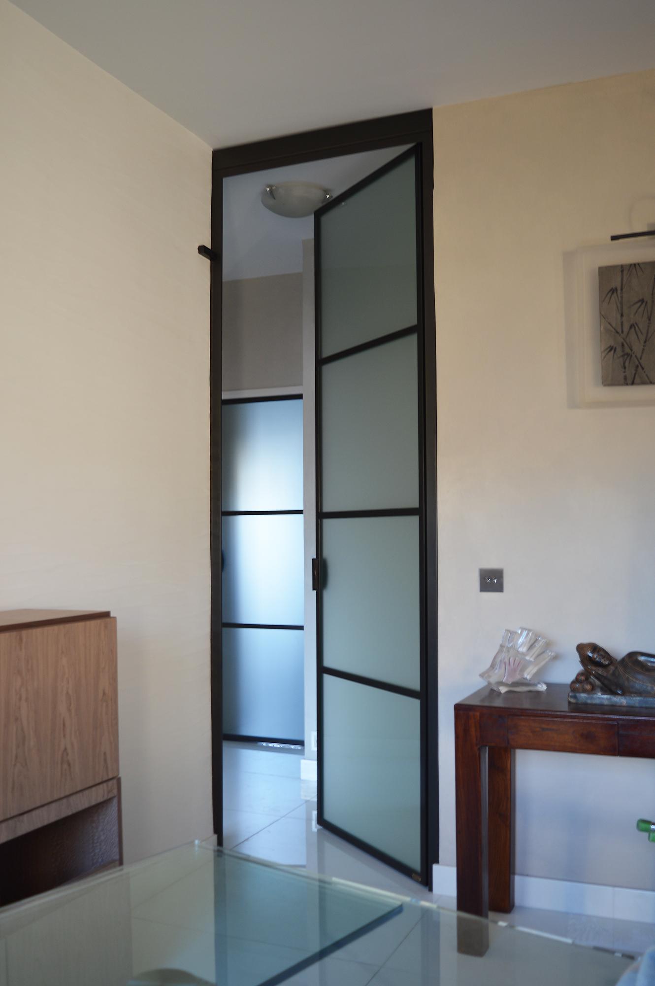 Architecture Intérieure Design Mobilier AVEC VOUS DESIGN - Porte placard coulissante avec serrurier levallois perret